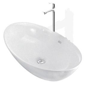 Bộ sản phẩm chậu đặt bàn và vòi American WP-F608+WF-0902(V4)