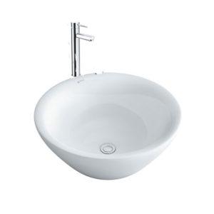 Chậu lavabo kèm vòi rửa Inax AL-445V+LFV-8000SH2