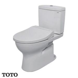 Bàn cầu TOTO 2 khối CS320DRE2 (Nắp TCW07S)