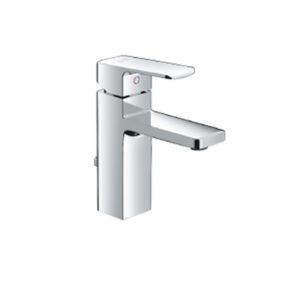 Vòi chậu rửa lavabo nóng lạnh Inax LFV-5012S