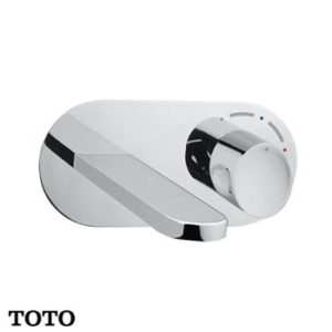 Vòi chậu nóng lạnh gắn tường TOTO TX120LQBR